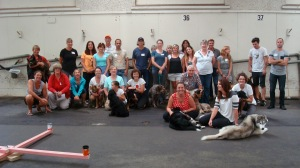 Our NZ Super Sniffer Class